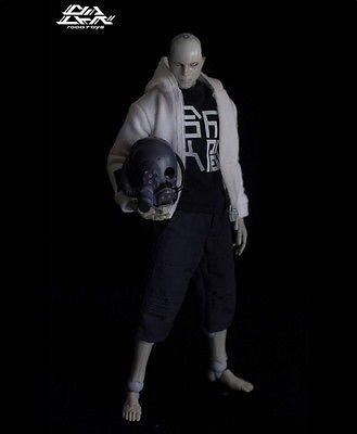 『1000toys 「東亜重工 合成人間 軽装派遣用体+Tシャツ+マスク セット」 千値練 弐瓶勉 TTF2015』のトップ画像
