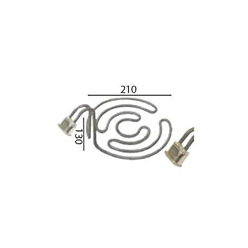 REPORSHOP - Resistencia Freidora Jemi 2000w 220v Standard