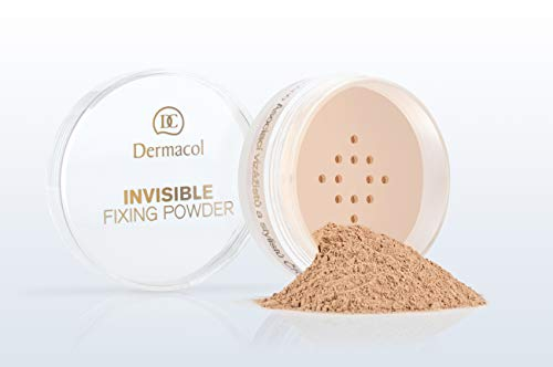 Dermacol Invisible Fixing Polvos Maquillaje