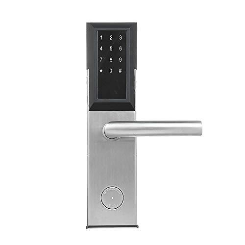 Bluetooth duurzaam digitaal wachtwoord voor creditcards, deurvergrendeling, toetsenbord, touchscreen, deurgreep