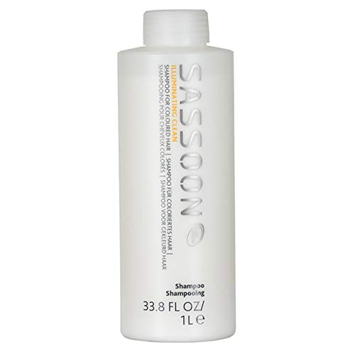 SASSOON ILLUMINATING CLEAN CHAMPU 1000ML
