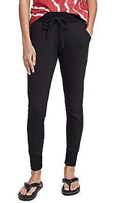 Free People Women's FP Movement Sunny Skinny Sweatpants, Black, Small