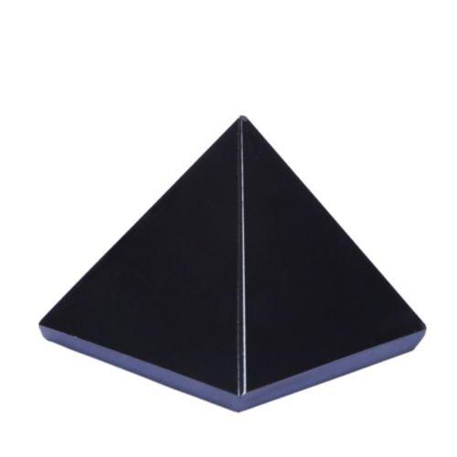 Helende kristallen India®: rozenkwarts edelsteen piramides 1 pc- 25-30 mm