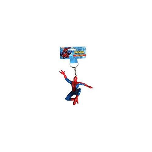 Spider-Man Web-Swing Figural 3D Keyring