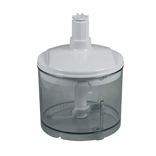 Universalzerkleinerer Zerkleinerer Pürierbehälter Becher Mixbecher Küchenmaschine ORIGINAL Bosch Siemens 00657247 657247