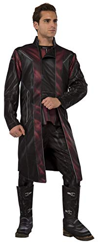 Rubie's Men's Avengers 2 Age Of Ultron Deluxe Adult Hawkeye Costume, Multi, X-Large