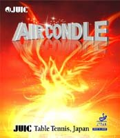 Check Out This JUIC Air Condle Table Tennis Rubber