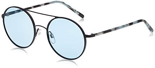 DKNY DK702S Gafas de sol, Teal, 47 MM, 14 MM, 140 MM para Mujer