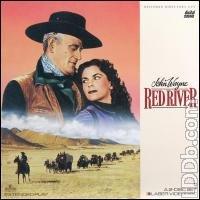 Red River - Restored Director's Cut - 2 Disc Laserdisc