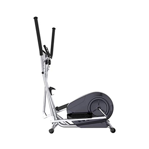 WGFGXQ Máquina elíptica con Control magnético, Zapatillas elípticas Paso a Paso, Caminante Espacial, Bicicleta estática para Interiores, Equipos Deportivos y de Fitness con Control magnético escalo
