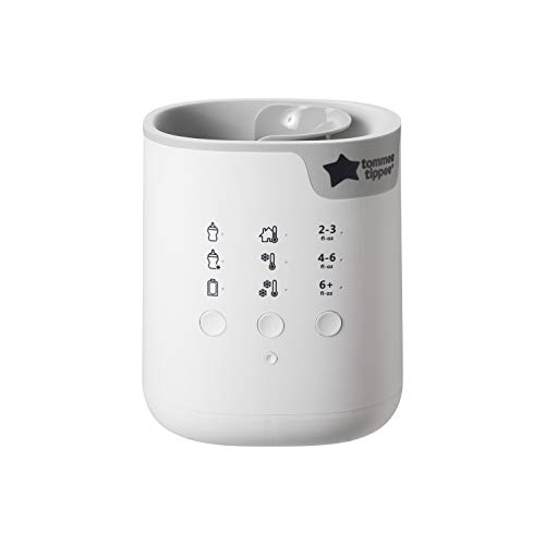 Tommee Tippee Pouch and Bottle Warmer, Gently Warms Milk