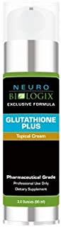 Glutathione Plus Topical Antioxidant Supplement (3 Ounces 9 Milliliters)