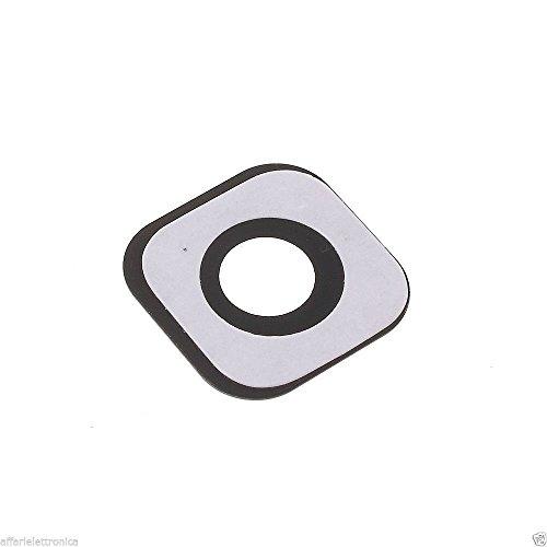 len Lente vetro COVER Camera Fotocamera posteriore con biadesivo per HTC ONE M9