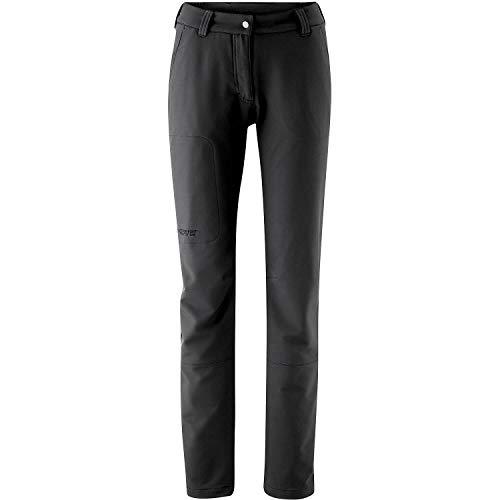 Maier Sports Helga - Pantalon Femme - Noir Modèle 44 2016