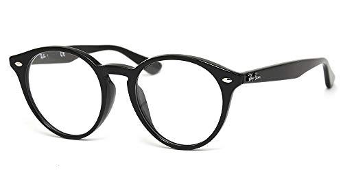 ■■■ レイバン スマート老眼鏡 ■■■ +1.00〜+3.50 の6段階! リーディンググラス シニアグラス に 非球面レンズ を採用! 紫外線カット Ray-Ban メガネフレーム RX2180VF 2000 51サイズ
