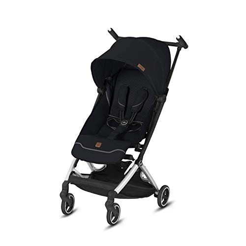 gb Gold Pockit+ All-City, Buggy, Fashion Kollektion, Velvet Black