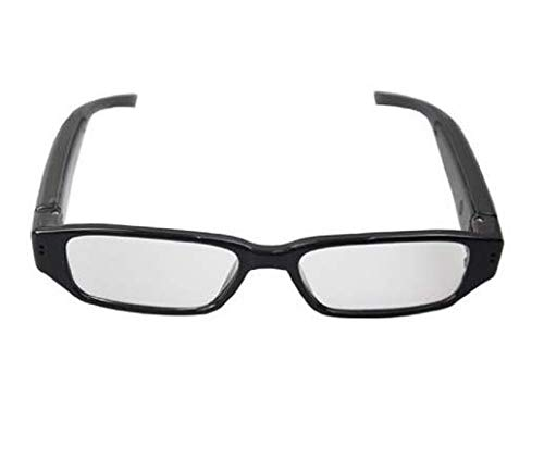 Hidden Camera Glasses, Covert Spy Cam Eyeglasses,...