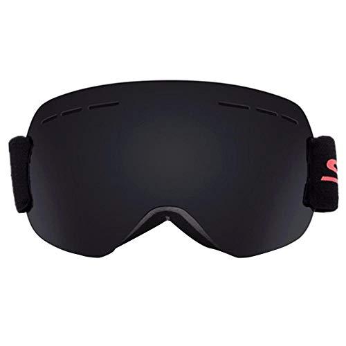 Generieke skibril kinderen skibril dubbele lagen Uv anti-condens Big Ski Masker bril skiën sneeuw snowboardbril mannen vrouwen skibril