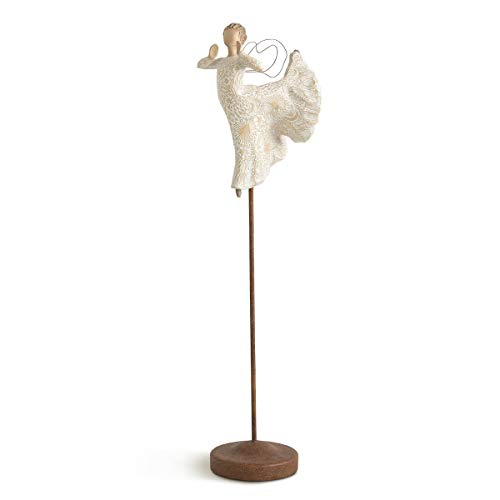 Demdaco 18-Inches Willow Tree Song Of Joy Angel by Susan Lordi