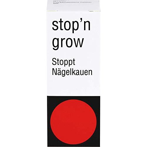 Stop'n grow Tinktur stoppt Nägelkauen, 8 ml Lösung
