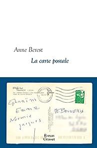 La carte postale par Berest