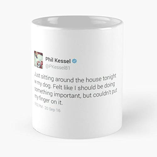 Phil Kessel Tweet World Cup Of Hockey - Best 11 oz Kaffee-Becher - Tasse Kaffee Motive