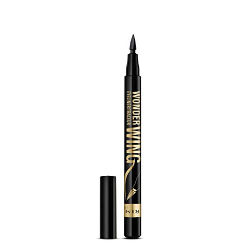 Rimmel London WonderWing Eyeliner Delineador de Ojos Tono 1 - 7,95 gr