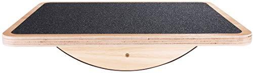 ASEDRF Balance Board, Zubehör Für Stehpult, Balance Board Unter Schreibtisch, Antiblockier-Walze, Kernfestigkeit, Stabilität