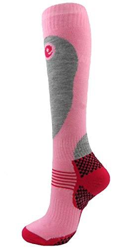 i-Smalls Ski Socken Lot von 4 Thermal High Performance Frauen (37-41, Mehrfarbig)