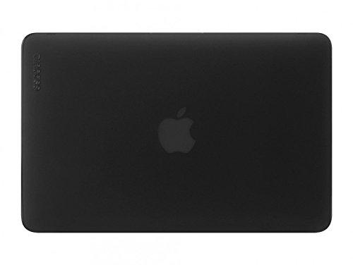 """Incase Hardshell Hartschalen Schutzhülle für Apple MacBook Air 11\"""" - schwarz [3D Dot-Design I Lüftungsschlitzaussparungen I Leicht & dünn I Anti-Rutsch Füße] - CL60448"""