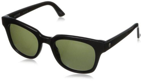 Electric California 40five Polarized Wayfarer Sunglasses, Gloss Black, 164 mm