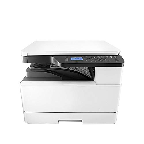 SMGPYDZYP Copier, imprimante Noir et Blanc, A3A4 Copy and Scan Multi-Function Network All-in-One Machine, A3 Digital Multifunction Machine