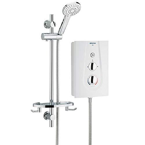 Bristan JOYT85 W 8.5 kW Joy Thermosafe Electric Shower - White