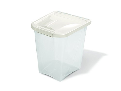 dog food containers Van Ness 10-Pound Food Container with Fresh-Tite Seal (FC10)