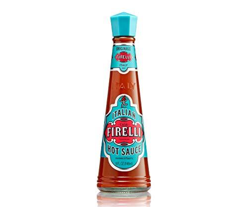 FIRELLI Italian Hot Sauce, 5oz Bottle