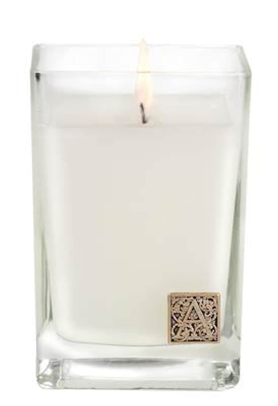 排除する優雅なタイヤSmell of Spring Medium Glass 350ml Cube Candle by Aromatique