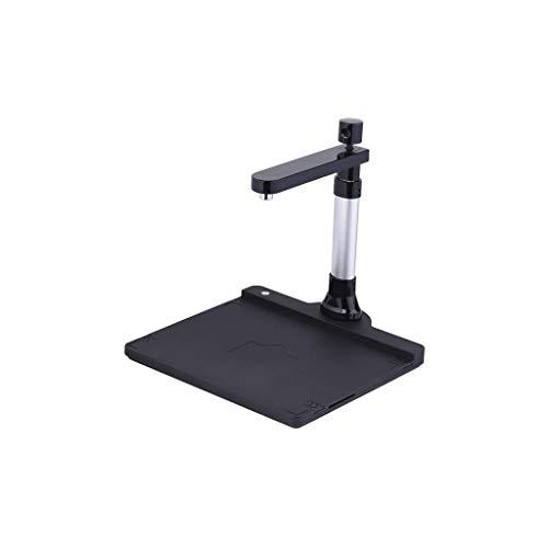 WSMLA Impresora escáner for la tarjeta de escáneres de fotos portátil en casa escritorio inalámbrico digital con la policía y la oficina de Bluetooth en impresoras de color fuego equipo de mini adapta