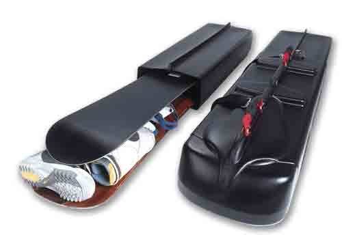 SPORTUBE Snowboardtasche Dachbox Flightcase Snowboardbag Snowboard Skibox Skitasche Koffer Skitaschen Taschen Burton Nitro Salomon stuf Trans Flow
