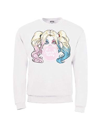 Sweat-Shirt Harley Quinn DC Comics - Harley Bubble
