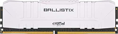 Crucial Ballistix 3200 MHz DDR4 DRAM Desktop Gaming Memory Kit 16GB (8GBx2) CL16...