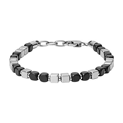 Fossil Pulsera cadena Hombre acero inoxidable - JF03123040