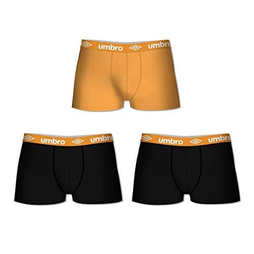 Umbro Herren Boxer UMB/1BCX3 Boxershorts, O, S