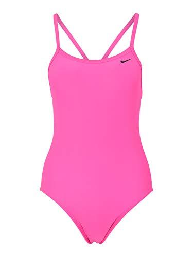 Nike NESS9065 - Bañador para mujer, color fucsia fucsia 40