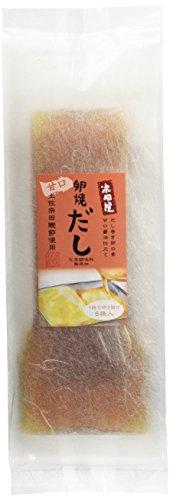 土佐食 宗田屋卵焼だし 甘口醤油仕立て 1袋(45g×5)