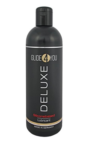 1000 ml Glide4You Gleitgel Gleitmittel auf Silikonbasis - Made in Germany