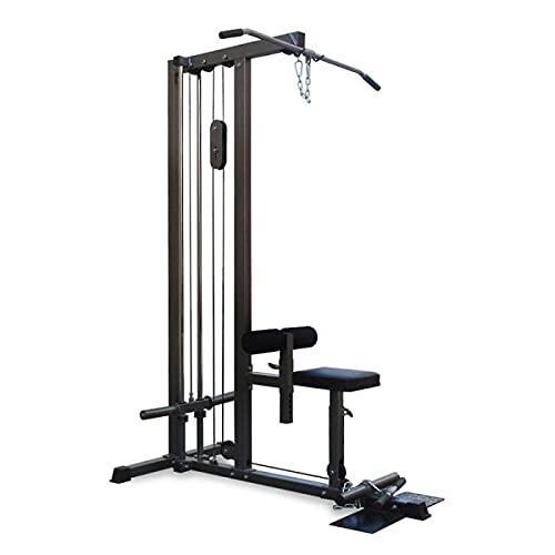 Titanium Strength Alto Lat y Row Máquina