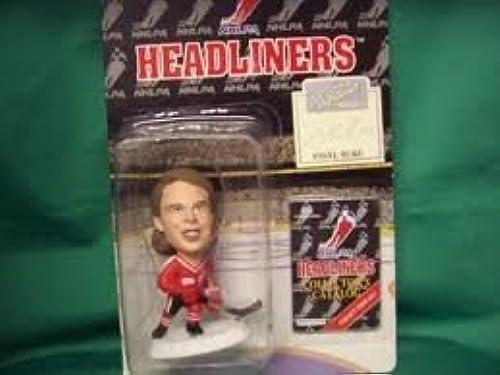 1997 NHLPA Headliners Pavel Bure by Corinthian