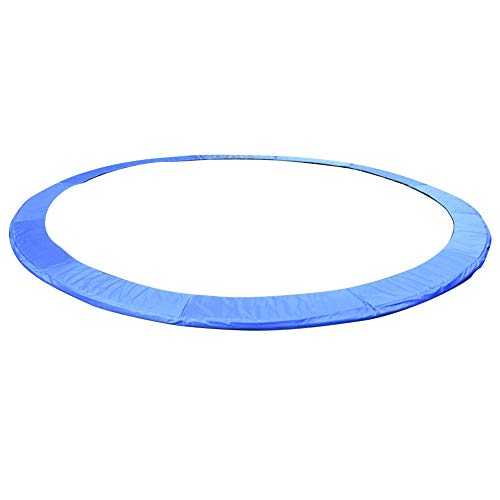 FYBlossom Trampoline Edge Cover Spring Cover,Replacement Trampoline Surround Pad Foam Safety Guard Spring Cover Padding Pads, Tear-Resistant Round 10ft/12ft in Diameter (10', 3.05 m spring pad)