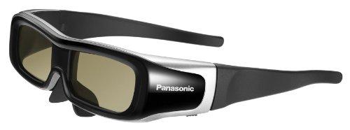 Panasonic TY-EW3D2ME Aktive Shutterbrille für 3D Viera TV schwarz/silber Größe M