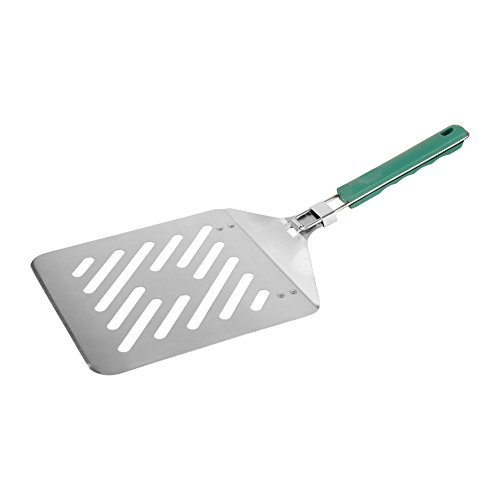 Brown RUECAB Barbecue Spatula Stainless Steel Wooden Handle 5x10x52/cm 1166